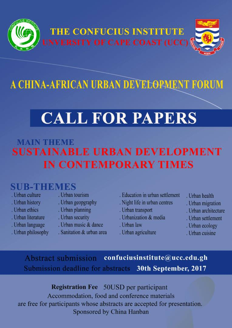 China-Africa Urban Development Forum